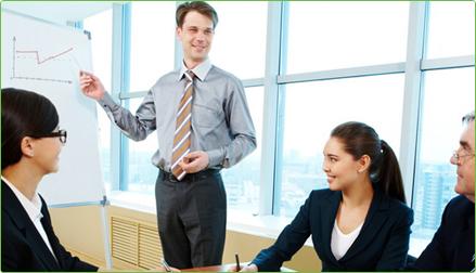 Professional IT training center